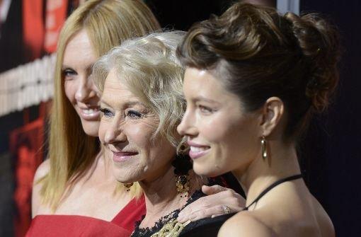 Geballte Frauenpower bei Hitchcock-Premiere