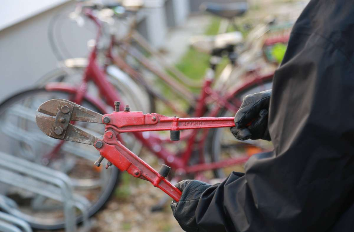 Die Fotos der gestohlenen Fahrräder befinden sich hier in der Fotostrecke – klicken Sie sich durch. (Symbolbild) Foto: imago images/SKATA/via www.imago-images.de