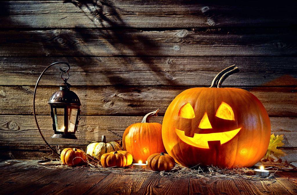 Der Kürbis ist ein Wahrzeichen für Halloween. Foto: Alexander Raths