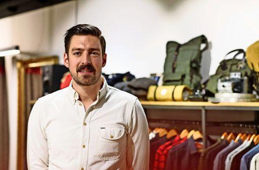 Zeitlose und handgemachte Mode für den Mann