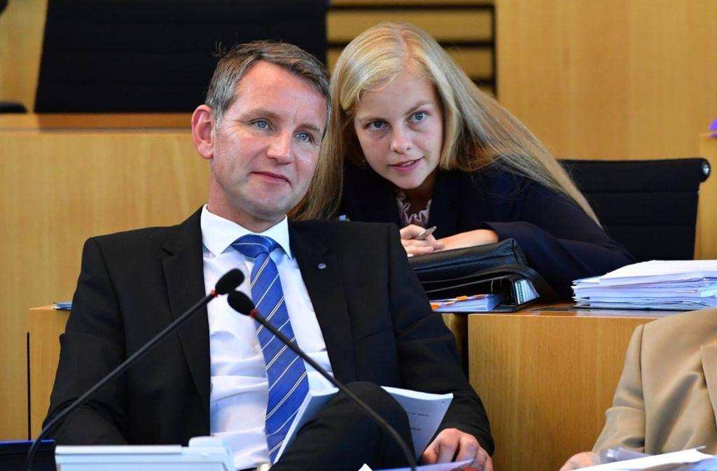 Björn Höcke Ehefrau