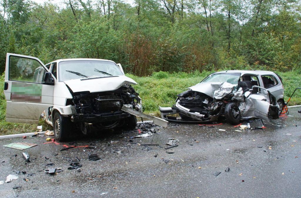 Bei dem Unfall wurde eine 20-Jährige lebensgefährlich verletzt. Foto: SDMG/Gress