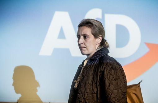 Auch NRW-AfD erhielt Großspende