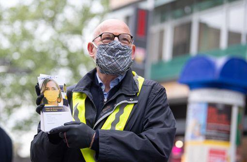 So viel Bußgeld kostet ein  Verstoß gegen die Maskenpflicht