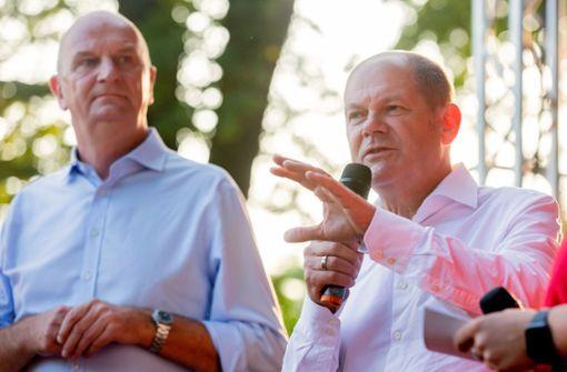 SPD weiter im Schwebezustand