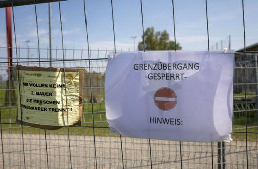 Bodensee-Regionen fordern Öffnung der Grenzen