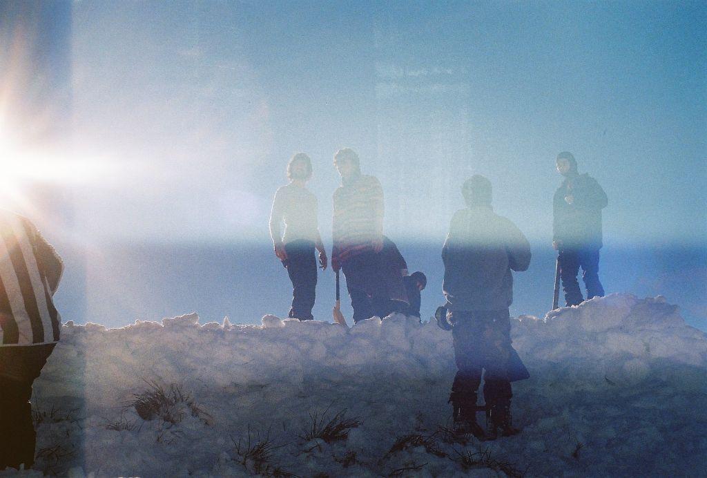 Im Film Snurfing Kartoffels geht es um das Snowboarden in lokalen Gebieten. Es ist eine Art Heimatfilm für Stuttgarts Rider Foto: Max Wildenmann