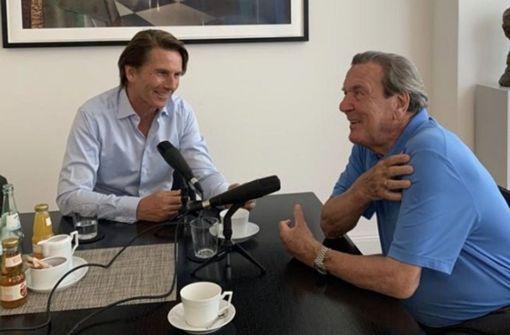 """Früherer Kanzler zu Corona-Protesten:""""Idioten gab es immer"""""""