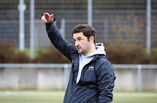 Verim Kica bleibt im Traineramt