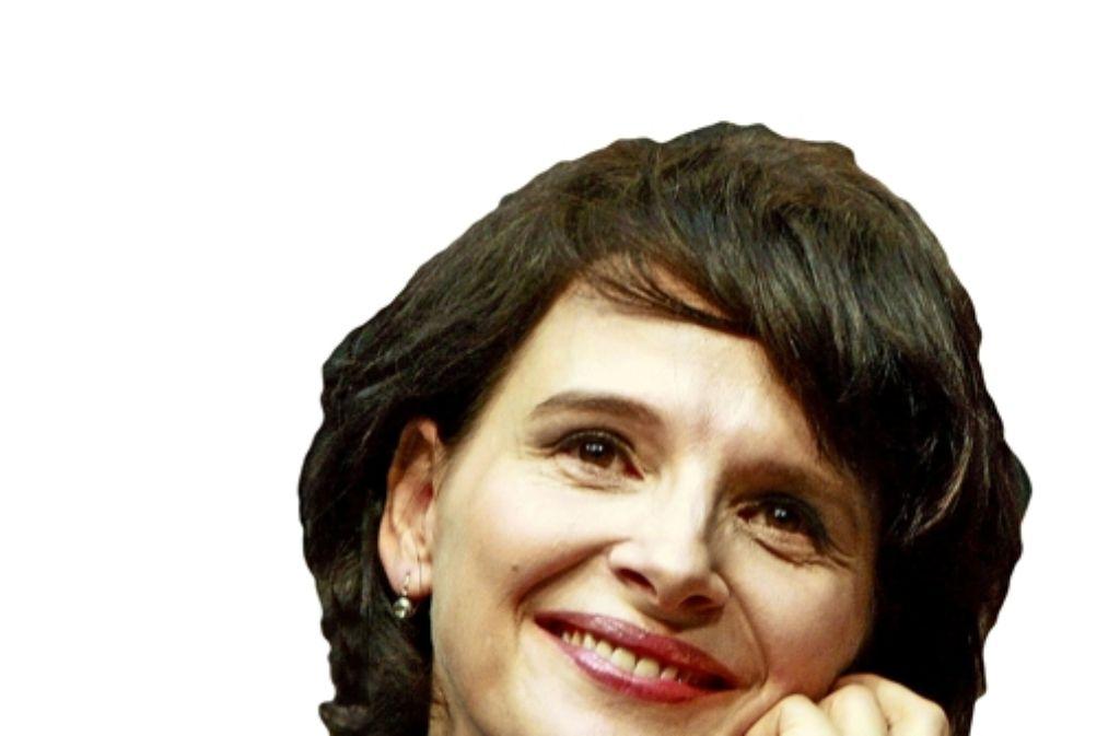 Juliette Binoche ist im März 50 geworden. Ihr Ziel im Leben ist: weiter wachsen. Foto: dpa