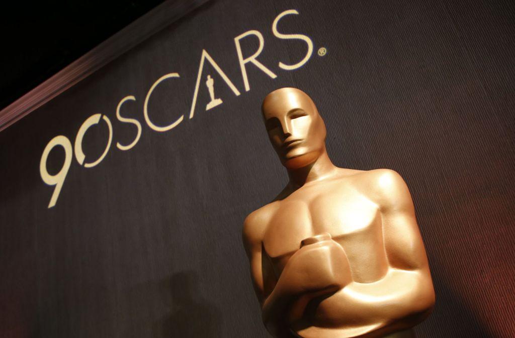 In der Nacht zu Montag werden die Oscars verliehen. Foto: Invision/AP
