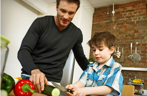 So lernen Kinder gesundes Essen zu schätzen