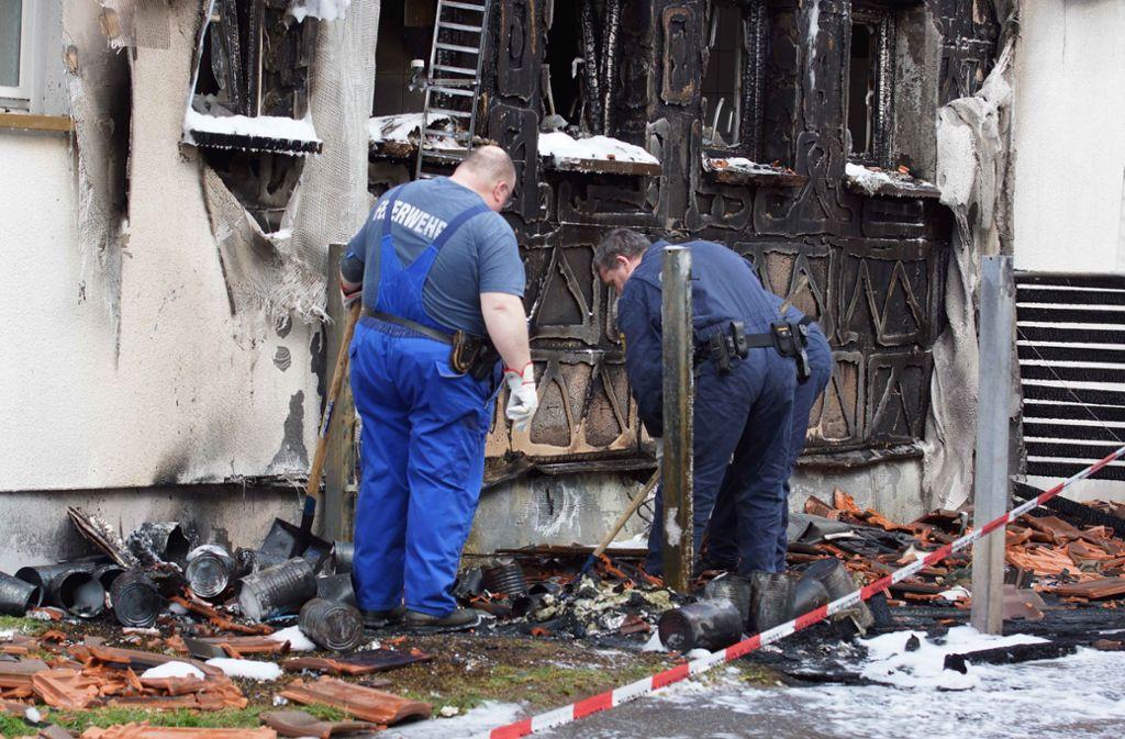 Ob ein Brandstifter unterwegs ist, sollen die Ermittlungen nun zeigen.  Foto: Andreas Rosar Fotoagentur-Stuttg