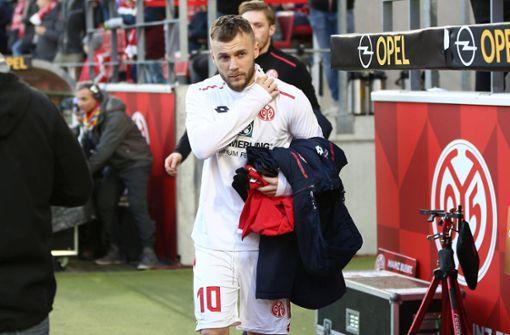FSV Mainz 05 löst Vertrag mit Ex-VfB-Profi auf