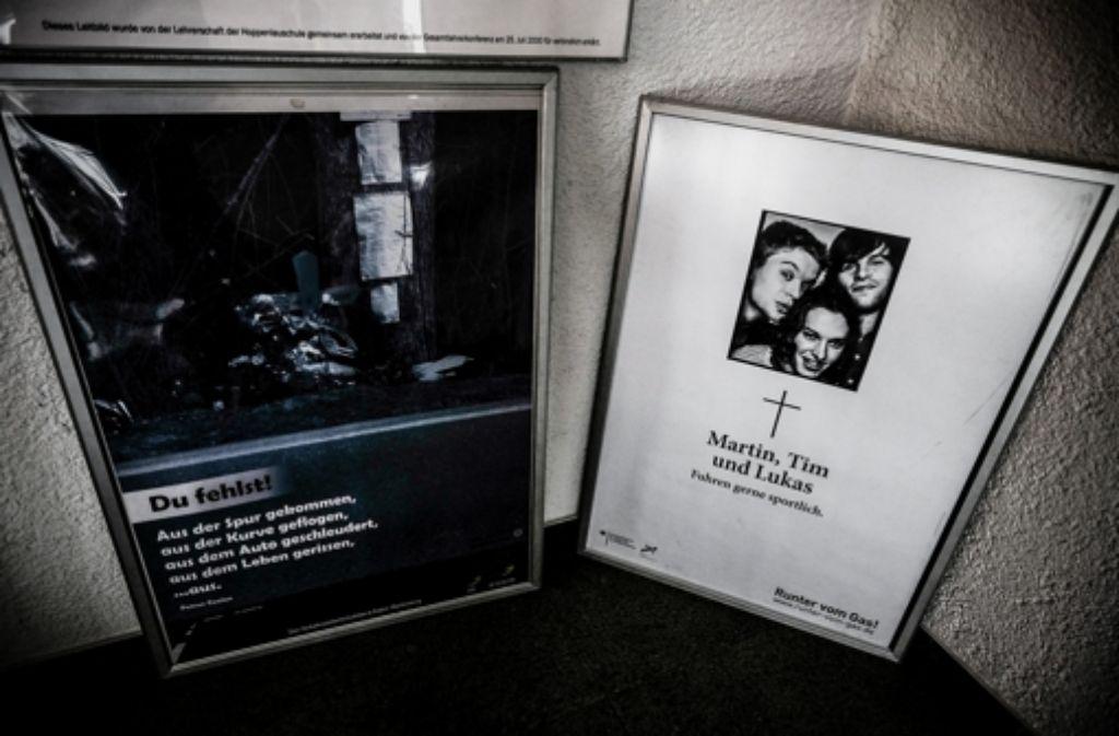 Die Schatten-Ausstellung ist Teil der Aktionstage. Foto: Lichtgut/Leif Piechowski