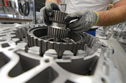Maschinenbauer rechnen auch 2020 mit rückläufiger Produktion