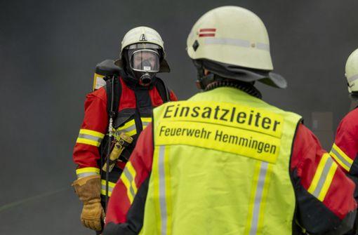Viele Leute sehen die Feuerwehr als Servicedienstleister