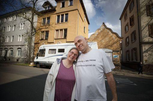 Von der Esslinger Altbauwohnung  ins Wohnmobil