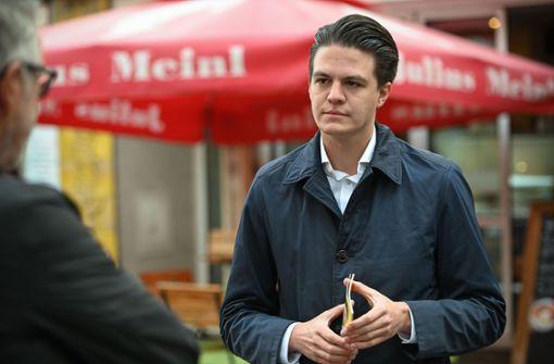 Stellt sich die SPD nun  hinter den Genossen Schreier?