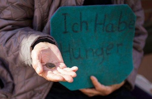 Keine Konkurrenz für arme Deutsche durch Flüchtlinge