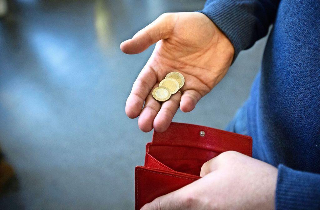 Die Einnahmen der Stadt gehen deutlich zurück. Foto: dpa/Friso Gentsch