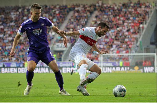 Liveticker: Der VfB spielt gegen SG Sonnenhof Großaspach