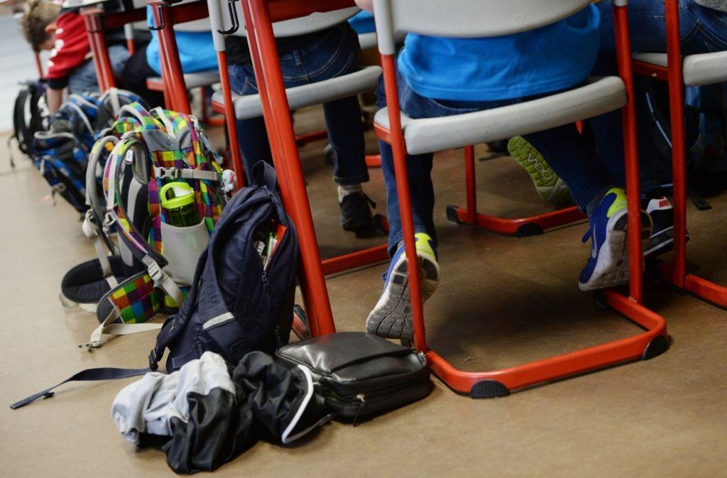 Gerade im Fach Deutsch zeigen die Schüler aus Baden-Württemberg erhebliche Schwächen. Foto: dpa