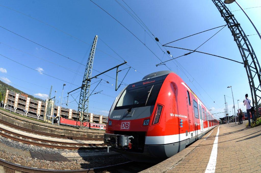 Neues Gesicht und neues Innenleben – mehr Eindrücke von den neuen S-Bahn-Zügen in der Fotostrecke. Foto: PPFotodesign