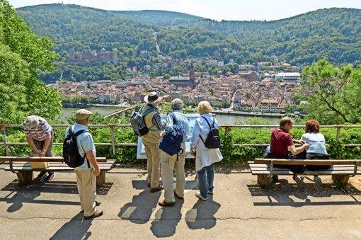 Wieder freie  Sicht aufs Stadtpanorama