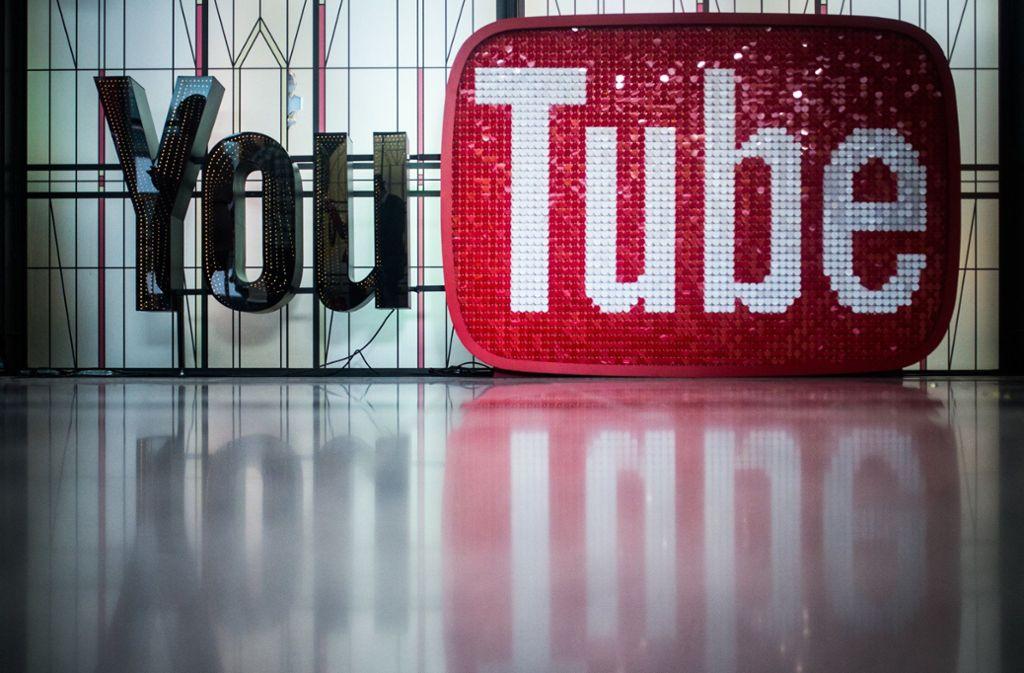 Youtube hält die Klage eines Musikers für unbegründet. Foto: dpa