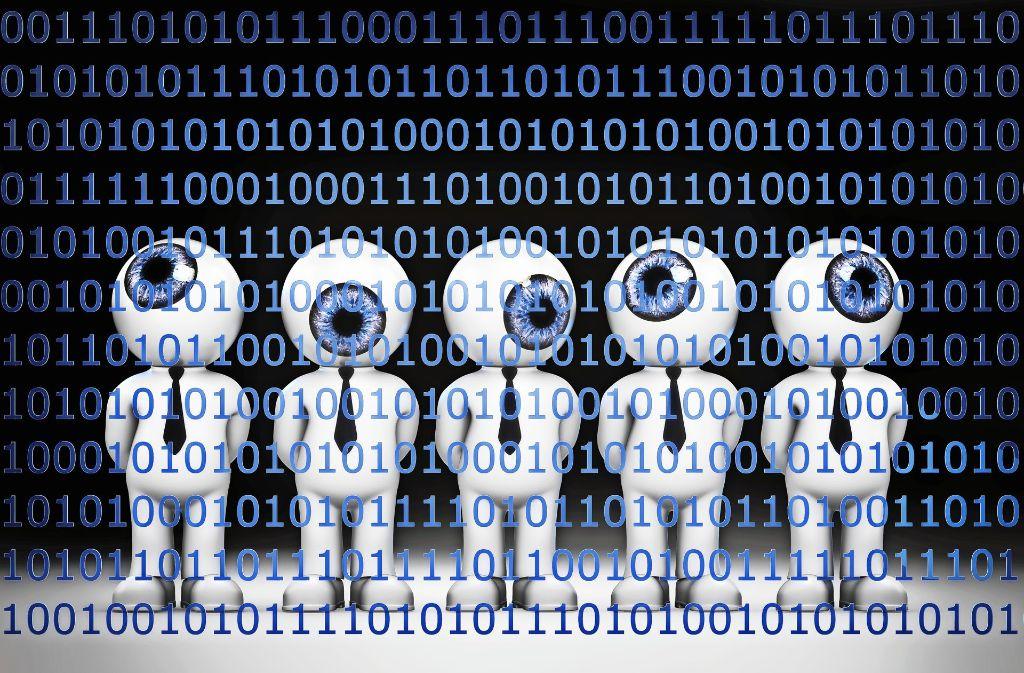 Andreas Weigend sieht die Sicherheit der Daten in Gefahr. Foto: 3dkombinat/AdobeStock