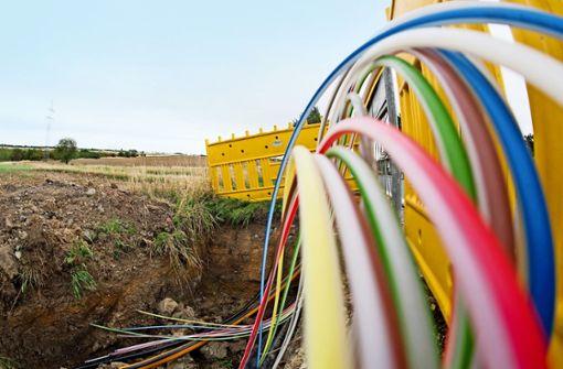 Zähes Ringen um das Breitband-Netz
