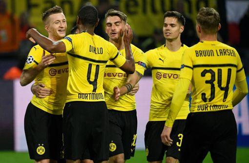 BVB nach Sieg gegen Monaco auf Achtelfinal-Kurs