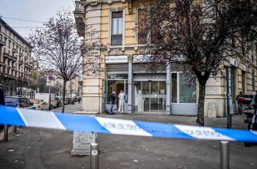 Überfall auf Bank – Täter entkommen auf ungewöhnlichem Weg