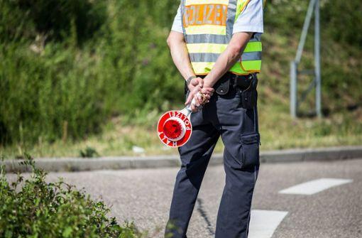 A7 nach Bagger-Fauxpas voll gesperrt