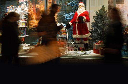 Händler kämpfen ums Weihnachtsgeschäft