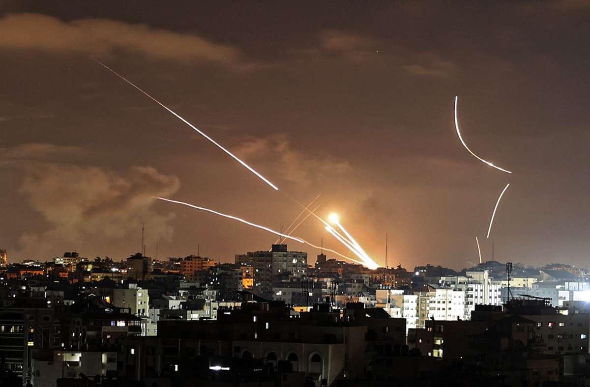 Im Konflikt zwischen Israel und der im Gazastreifen herrschenden Hamas wird es am Donnerstag wohl doch keine Waffenruhe geben. Foto: AFP/MAHMUD HAMS