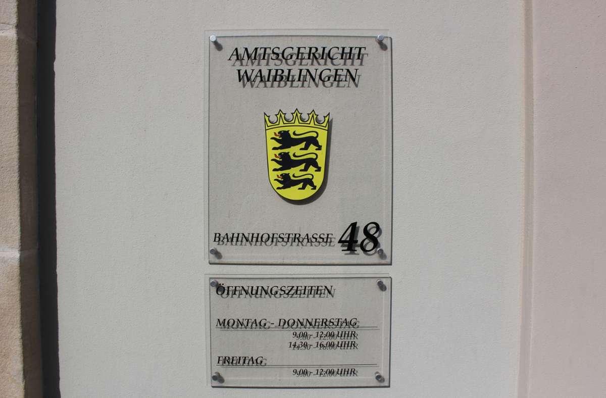 Waiblinger zieht Einspruch gegen Strafbefehl mit Führerscheinentzug zurück. Foto: stz/Pascal Thiel
