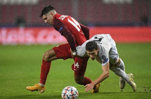 FC Bayern siegt auch in Salzburg