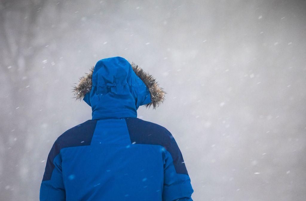 Am Wochenende soll im Südwesten der erste Schnee fallen (Symbolbild). Foto: dpa