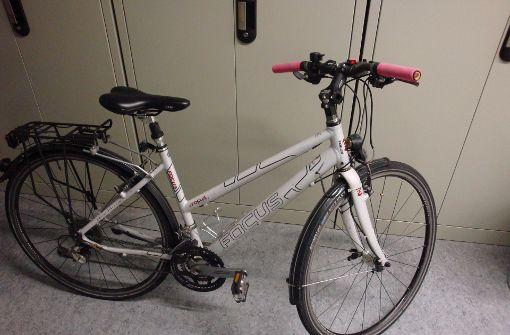 Fahrraddieb auf frischer Tat ertappt