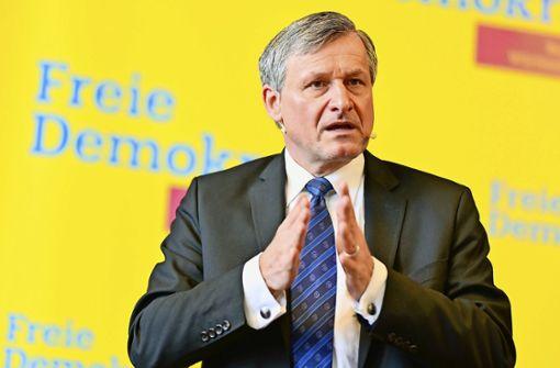 FDP nennt Bedingung für mögliche Regierungsbeteiligung