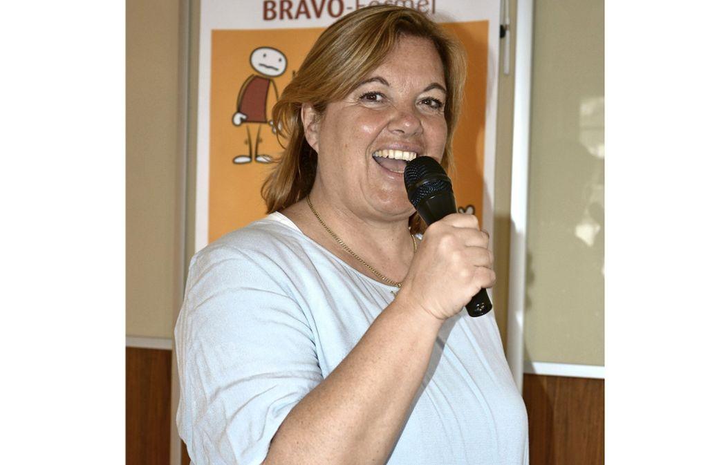 Der Sprecherzieherin und Kommunikationstrainerin Ariane Willikonsky liegt die Stimme am Herzen. Foto: