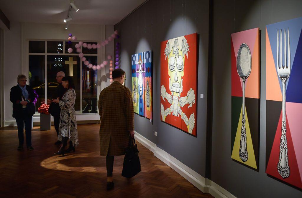 Über 80 Museen, Galerien, Off-Spaces, historische Gebäude und Industriedenkmäler öffneten ihre Tore. Foto: Lichtgut/Max Kovalenko