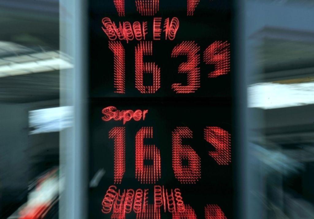 In der vergangenen Woche gab es täglich neue Rekordpreise. Foto: dpa-Zentralbild