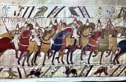 Der Streit um den Teppich von Bayeux