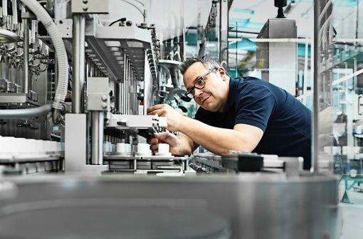 Hochkonjunktur für Hersteller von Abfüllmaschinen