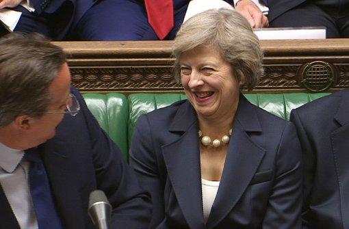 Premierministerin für ein Jahr?
