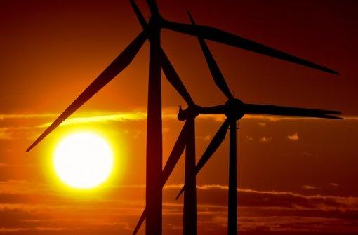 Die Region hat vor, in Sachen Windkraft zu liefern. Foto: dpa