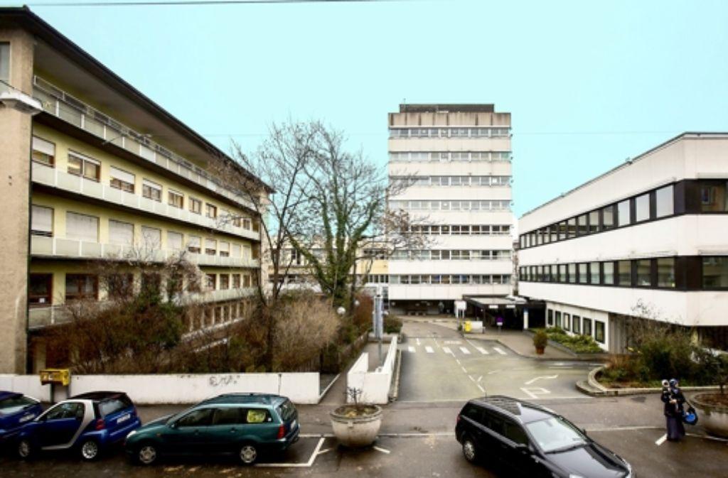 Die Stuttgarter Kinderklinik kommt nicht aus den Schlagzeilen. Foto: Achim Zweygarth